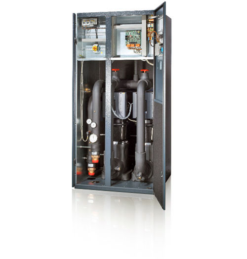 Chilled Water Pump Tanks from Whaley Products, Inc. Pumping Stations for your industrial water pumping needs.